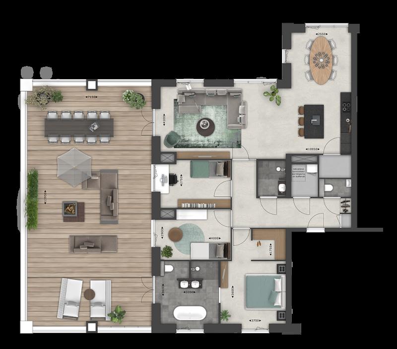 Appartementen BNR 29 & 30