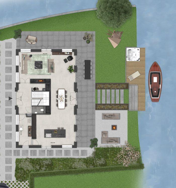 Villa Vechtvoorde BG